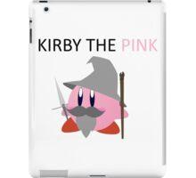 Kirby the Pink iPad Case/Skin