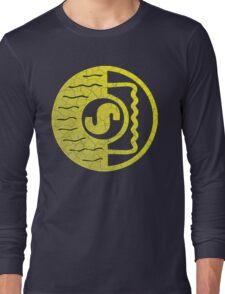 Vintage Shure Logo Long Sleeve T-Shirt