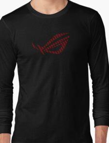 Asus ROG Red Logo Long Sleeve T-Shirt