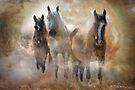 trois contre la luna by Trudi's Images