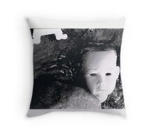 """Child's Play 11 : Say it in English """"Apple"""" (upple) Throw Pillow"""