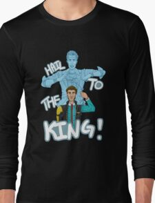 Hail To the King (no glow) Long Sleeve T-Shirt