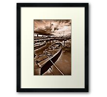 Empty Vessel Framed Print
