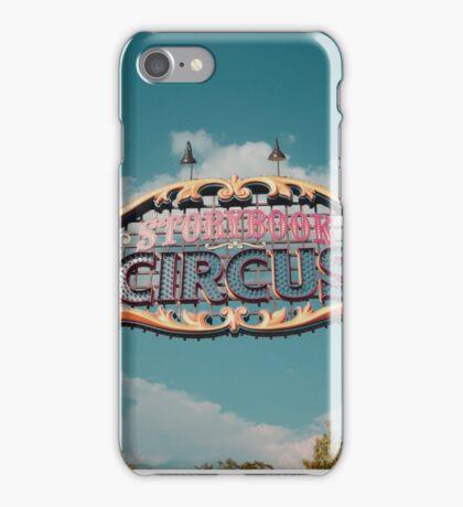 Storybook Circus iPhone Case/Skin