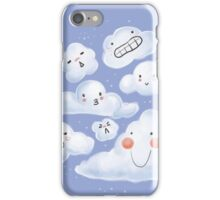 Cloud Family iPhone Case/Skin