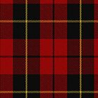00026 Wallace Clan/Family Tartan by Detnecs2013