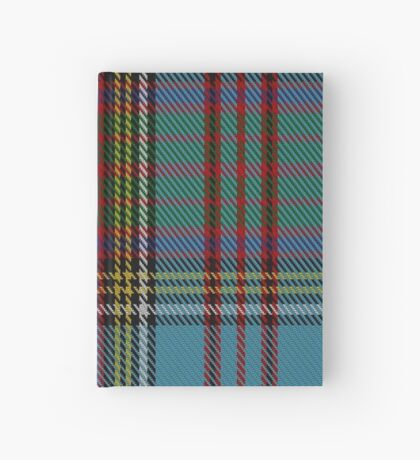 00005 Anderson Clan/Family Tartan  Hardcover Journal