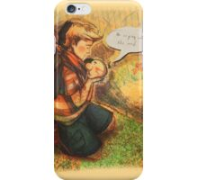 No Crying Until the End - [Mother 3] iPhone Case/Skin