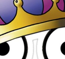 DragonQuest King Slime Sticker