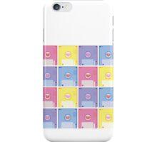 Floppy Drive Pattern iPhone Case/Skin