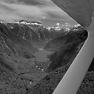 Milford Sound 1 by B.J. Robertson