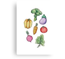 Garden Fresh  Canvas Print
