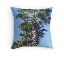 Epic Blue Throw Pillow