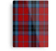 00008 Thompson-Thomson-MacTavish Clan/Family Tartan Metal Print