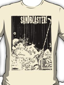 Sandblaster Stickers & Tees T-Shirt