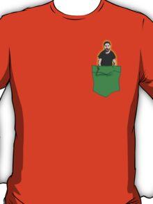JUST DO IT - Shia Labeouf Pocket Companion T-Shirt