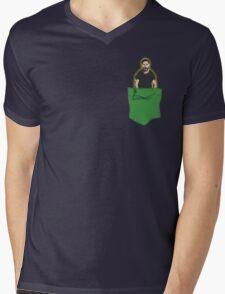 JUST DO IT - Shia Labeouf Pocket Companion Mens V-Neck T-Shirt