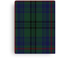 00010 Walker Hunting Clan/Family Tartan  Canvas Print