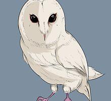 Snowy Owl by Nicole Cischke