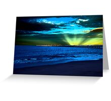 Postcard from Hervey Bay Greeting Card