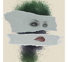 Torn Photographic Print