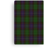00013 Mitchell Clan Tartan  Canvas Print