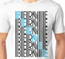 BERNIE sanders text stacks Unisex T-Shirt