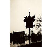 Bird House am Main Photographic Print