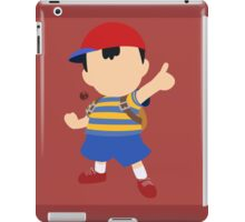 Ness - Super Smash Bros. Minimalist iPad Case/Skin