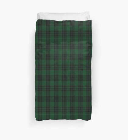00025 Graham Clan/Family Tartan Duvet Cover
