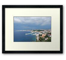Nice, France Framed Print