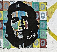 Everywhere a Che, Che  by Ethna Gillespie