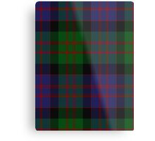 00027 MacDonald Clan/Family Tartan Metal Print