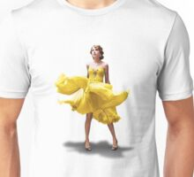 Taylor's flowy dress  Unisex T-Shirt