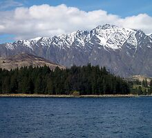 Lake Wakatipu  by VenusOak