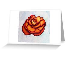 Mary Gold Greeting Card
