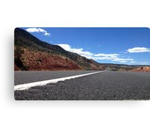 Arizona Highway Canvas Print