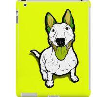 Lola Lugs Bull Terrier  iPad Case/Skin