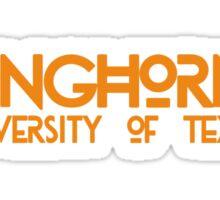 University of Texas-longhorns Sticker