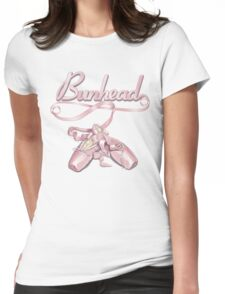 Bunhead Womens Fitted T-Shirt