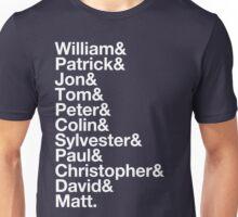 Type Doctors Unisex T-Shirt