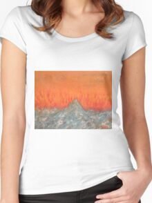 Island of Lost Souls Women's Fitted Scoop T-Shirt