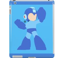 Mega Man - Super Smash Bros. Minimalist iPad Case/Skin