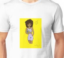 Volleyball Chic Unisex T-Shirt