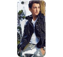 Miles Teller 4 iPhone Case/Skin