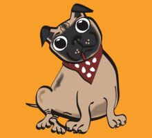 Pug by Diana-Lee Saville