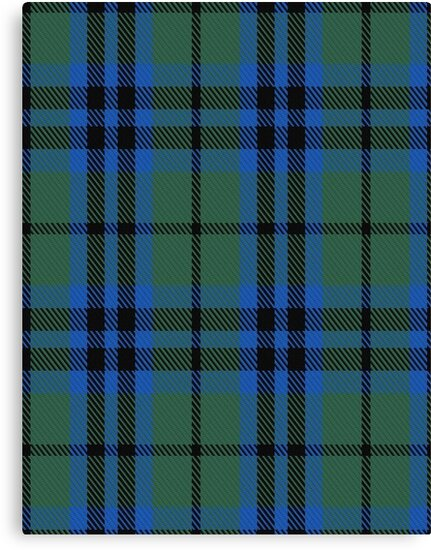00028 Marshall #2 Clan/Family Tartan  by Detnecs2013