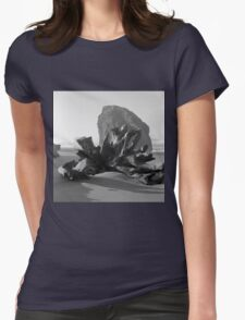 Ancient Mariner - Oregon Coast Womens Fitted T-Shirt