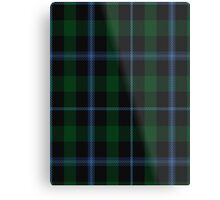 00029 Murray Clan/Family Tartan Metal Print