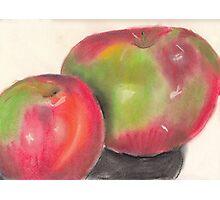 Temptation fruit Photographic Print